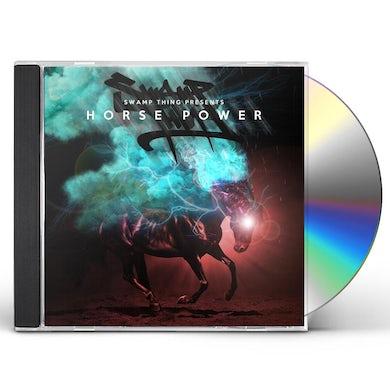 Swamp Thing HORSE POWER CD