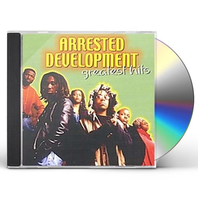 Arrested Development GREATEST HITS CD