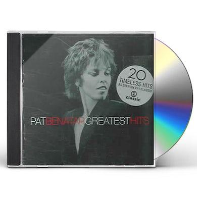 Pat Benatar GREATEST HITS CD