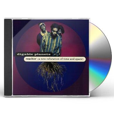 Digable Planets Reachin' CD