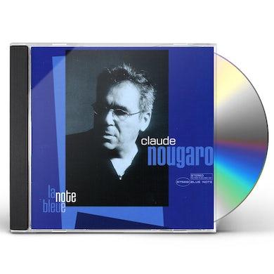 Claude Nougaro LA NOTE BLEUE CD