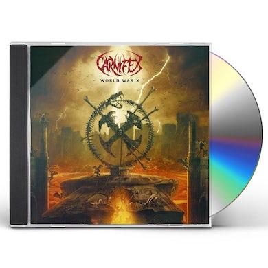 Carnifex WORLD WAR X CD