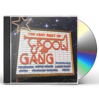 Kool & The Gang VERY BEST OF CD