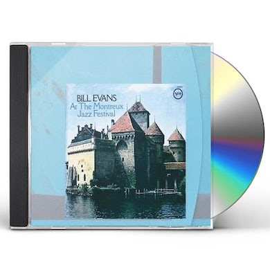 Bill Evans AT THE MONTREAUX JAZZ FESTIVAL CD