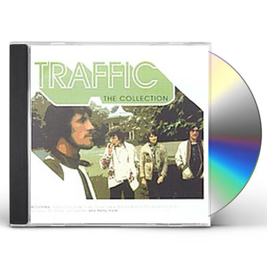Traffic COLLECTION CD