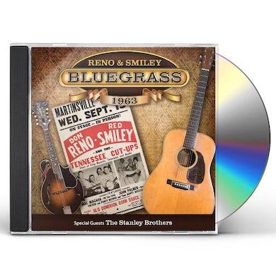 Reno & Smiley BLUEGRASS 1963 CD