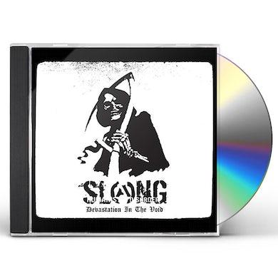 Slang DEVASTATION IN THE VOID CD