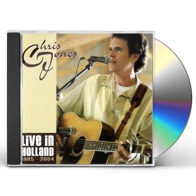 Chris Jones LIVE IN HOLLAND 1986 CD