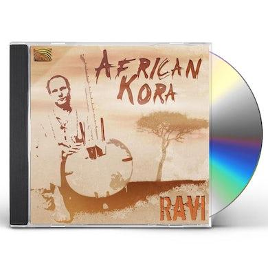 Ravi AFRICAN KORA CD