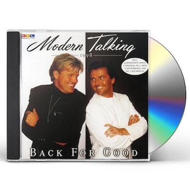 Modern Talking BACK FOR GOOD CD