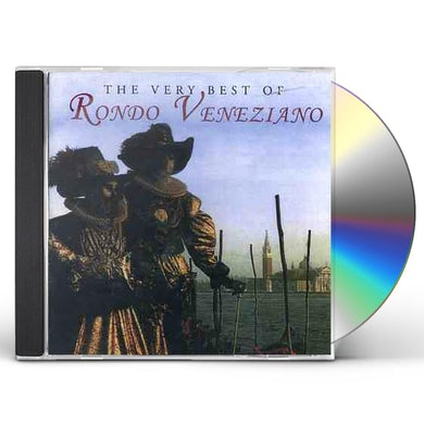 Rondo Veneziano VERY BEST OF CD