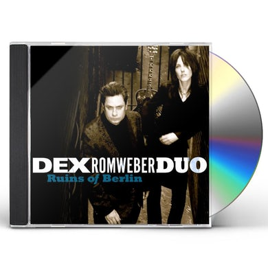 Dex Romweber RUINS OF BERLIN CD