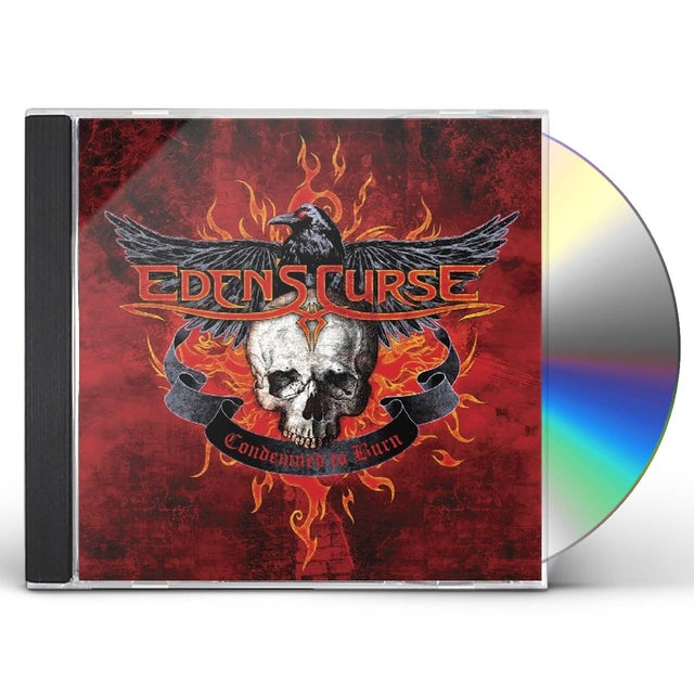 Eden's Curse CONDEMNED TO BURN: UK TOUR COLLECTION CD