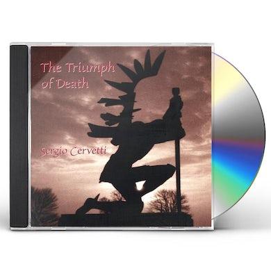 Sergio Cervetti TRIUMPH OF DEATH CD