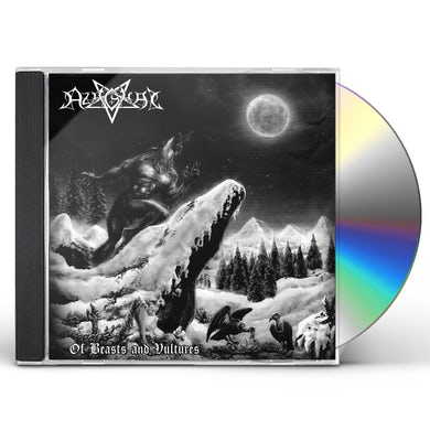 Azaghal OF BEASTS AND VULTURES CD
