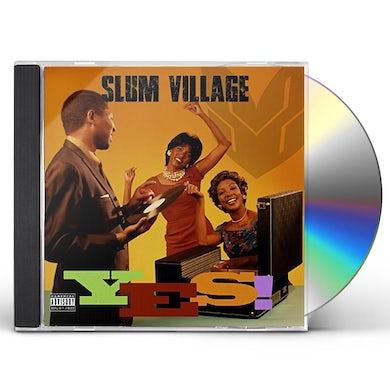 Slum Village YES CD