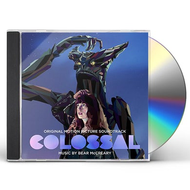 Bear McCreary COLOSSAL - Original Soundtrack CD