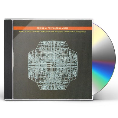 Aerial-M POST-GLOBAL MUSIC CD