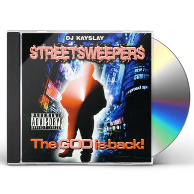 DJ Kayslay GOD IS BACK CD