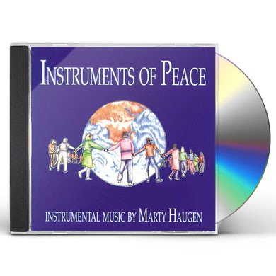 INSTRUMENTS OF PEACE CD