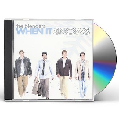 Blenders WHEN IT SNOWS CD