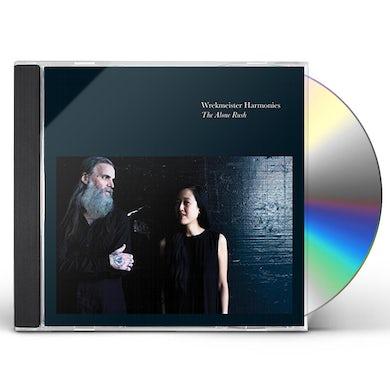 Wrekmeister Harmonies ALONE RUSH CD