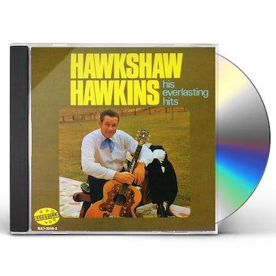 Hawkshaw Hawkins HIS EVERLASTING HITS CD