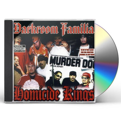 DarkRoom Familia HOMICIDE KINGS CD