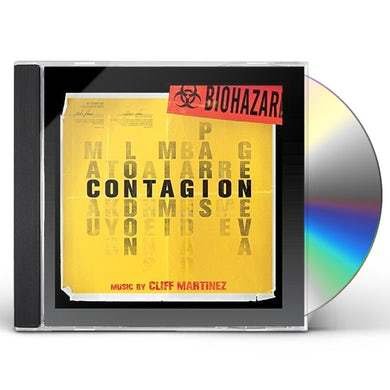 Cliff Martinez CONTAGION / O.S.T. CD