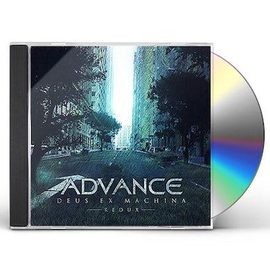 Advance DEUS EX MACHINA CD
