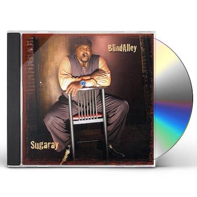 Sugaray BLIND ALLEY CD