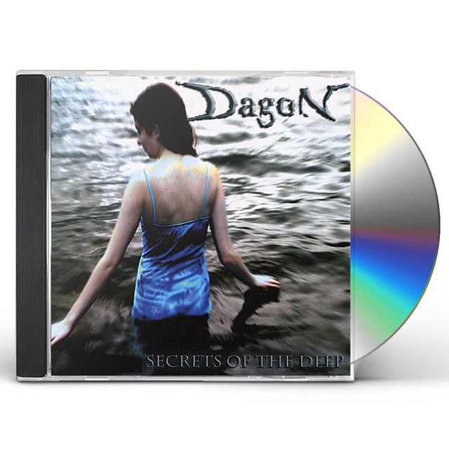 Dagon SECRETS OF THE DEEP CD
