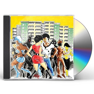 Marquis Hawkes SOCIAL HOUSING CD