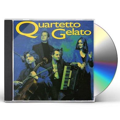Quartetto Gelato CD