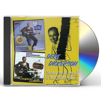 Deke Dickerson NUMBER ONE HIT RECORD / MORE MILLION SELLERS CD
