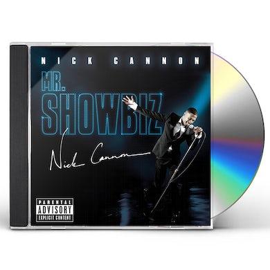 Nick Cannon MR SHOWBIZ CD