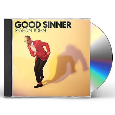 Pigeon John GOOD SINNER CD