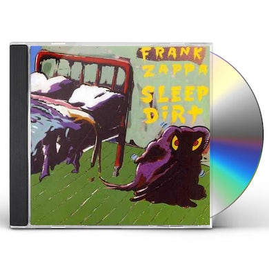 Frank Zappa SLEEP DIRT CD