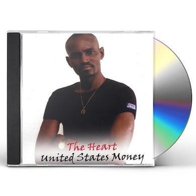 Heart UNITED STATES MONEY CD