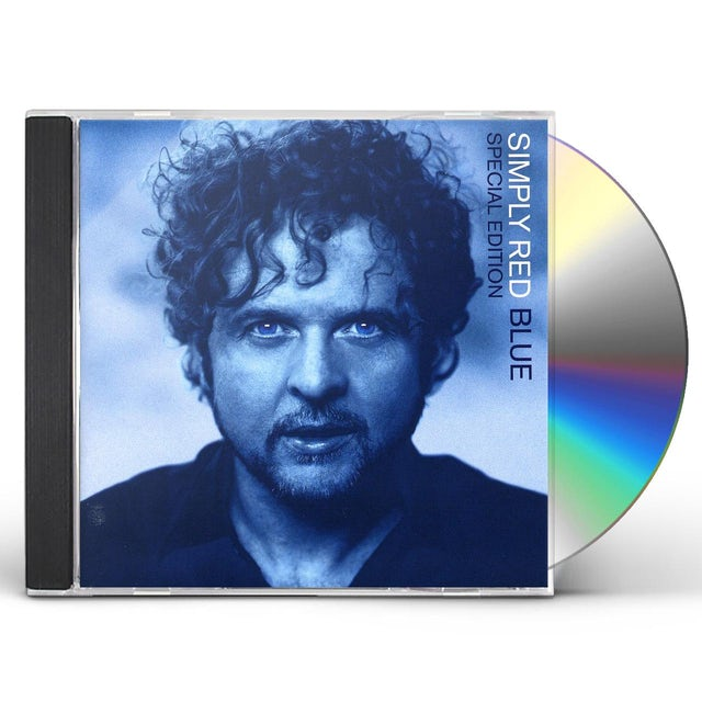 Simply Red BLUE CD