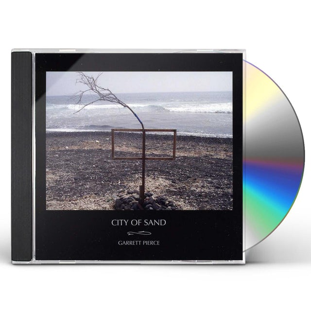 Garrett Pierce CITY OF SAND CD