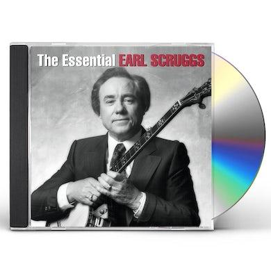 ESSENTIAL EARL SCRUGGS CD