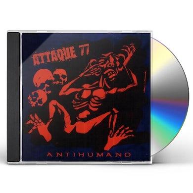 ANTIHUMANO CD
