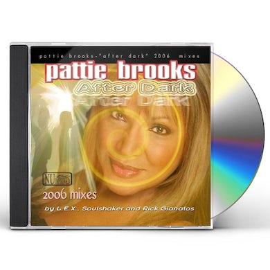 Pattie Brooks AFTER DARK CD