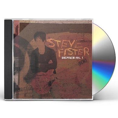 Steve Fister UNSPOKEN 1 CD