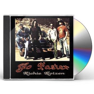 Richie Kotzen GO FASTER CD