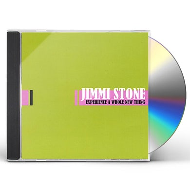 Jimmi Stone EXPERIENCE A WHOLE NEW THING CD