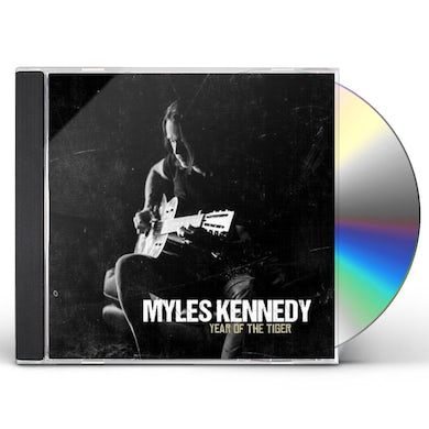 Myles Kennedy YEAR OF THE TIGER CD