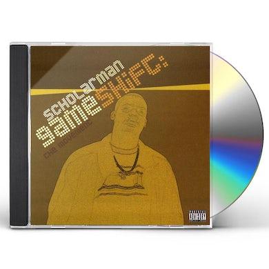 ScholarMan GAMESHIFT: THE MOVEMENT CD