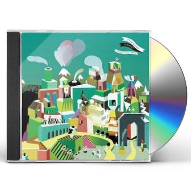 Efterklang PARADES & UNDER GIANT TREES CD